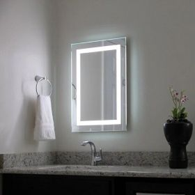 Framed LED Mirror ABL-017V