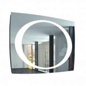 Framed LED Mirror ABL-017H