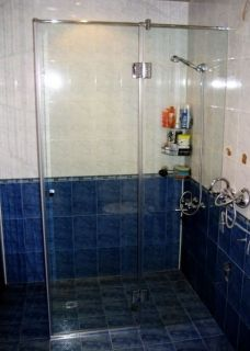 Glass Enclosure Shower Box