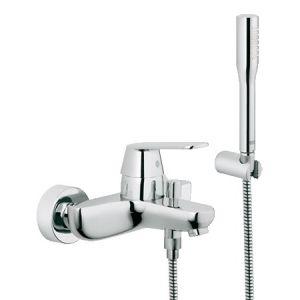 Смесител за вана/душ Eurosmart Cosmopolitan с ръчен душ