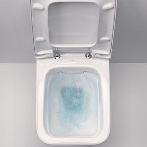 Окачена тоалетна Connect без ринг