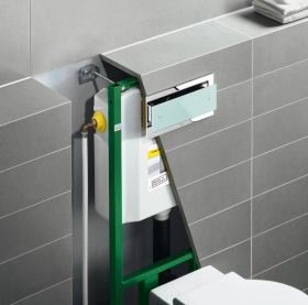 Viega Eco Plus WC Element