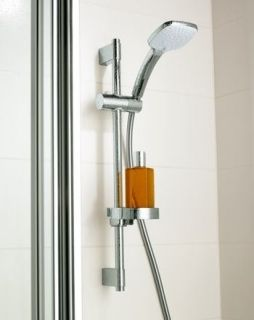 Handheld Shower head with tubular suspension Idealrain Cube