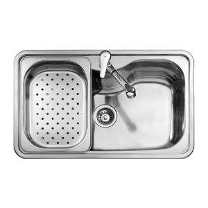 Кухненска мивка Big Bowl 80