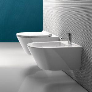 Wall mounted WC Zero New Flush