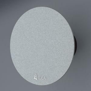 Idea вентилатор за баня сив O 9007
