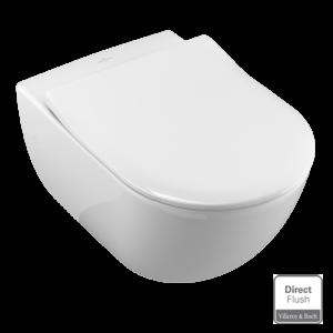 Окачена тоалетна Subway 2.0 KOMBO Direct Flush