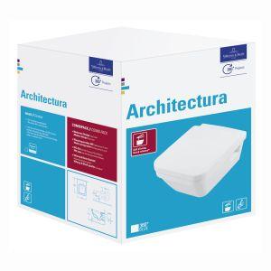 Окачена тоалетна Architectura KOMBO