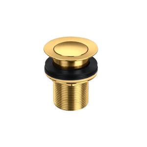Златен сифон за мивка
