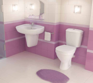Мивка за баня Mira