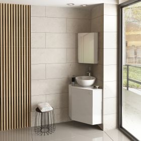 Corner Bathroom Set Dolce