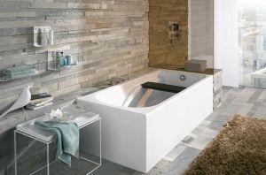 Правоъгълна вана Comfort Plus