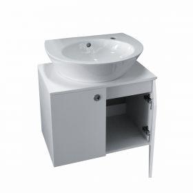 PVC шкаф с мивка Ponto