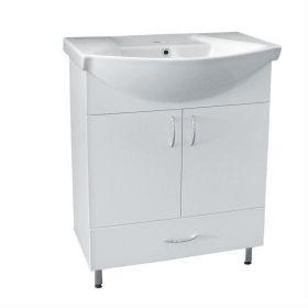 PVC ретро шкаф с мивка Era