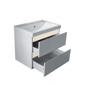 PVC шкаф с мивка Stella