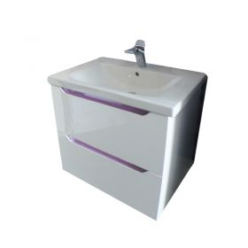 PVC шкаф с мивка Versa 2C