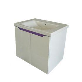 PVC шкаф с мивка Versa 2D