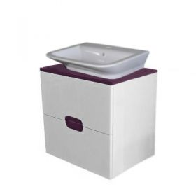 PVC шкаф с мивка Oro 2C
