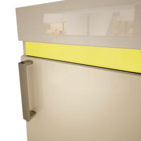 PVC шкаф с мивка Salva