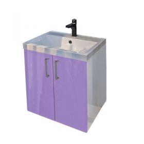 PVC шкаф с мивка Solo