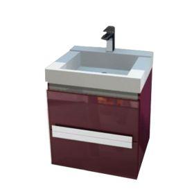 PVC шкаф с мивка Nuvola 2C