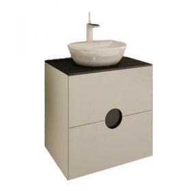 PVC шкаф с мивка Como 2C