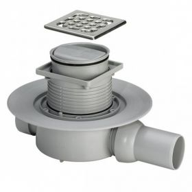 Bathroom Square Drain Advantix