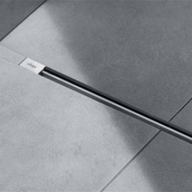 Linear Bathroom Drain Advantix Vario