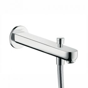 Metris S Bath Spout With Divertor Valve