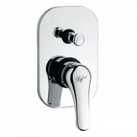 Concealed Shower Mixer Tap Nettuno
