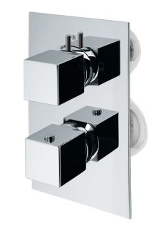 Bossini Cubе Thermostatic Concealed Mixer