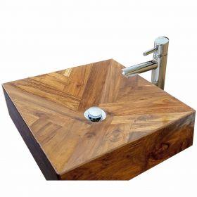 Wooden Washbasin Ricco
