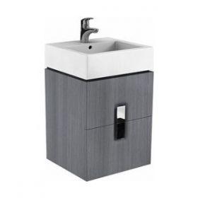 Bathroom Cabinet Twins 50 2 Drawers