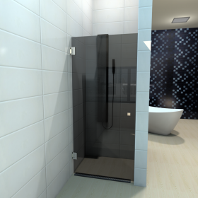 Glass Shower Door Alva