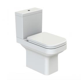 Noura Close Coupled Toilet With Bidet Nozzle