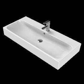 Pinto 100 Washbasin 2 Tapholes