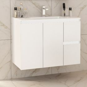 Ines Twin 85 Bathroom Vanity