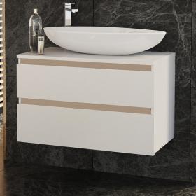 Шкаф за баня Omnia 80 с чекмеджета