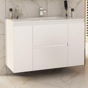 Шкаф за баня Nido Line 100