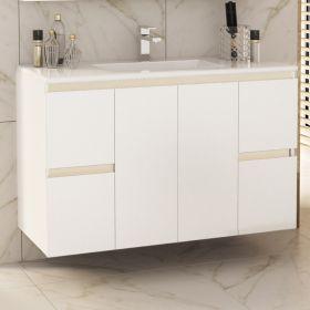 Шкаф за баня Nido Jumbo 100