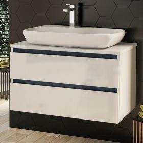 Шкаф за баня Nove 80 с чекмеджета