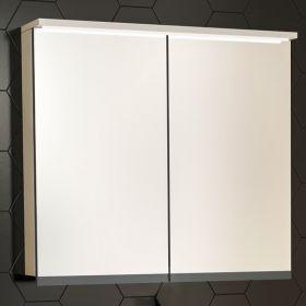 Шкаф за баня с огледало Anda 70|80