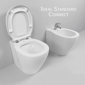IDEAL STANDARD CONNECT AQUA BLADE стояща тоалетна